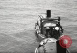 Image of US Navy warship maneuvers World War 1 Pacific Ocean, 1917, second 14 stock footage video 65675061052