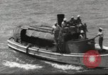 Image of US Navy warship maneuvers World War 1 Pacific Ocean, 1917, second 31 stock footage video 65675061052