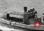 Image of US Navy warship maneuvers World War 1 Pacific Ocean, 1917, second 32 stock footage video 65675061052