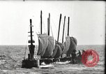Image of battleships Pacific Ocean, 1917, second 6 stock footage video 65675061055