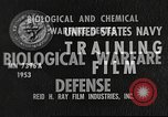 Image of sailors United States USA, 1953, second 12 stock footage video 65675061074