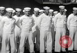 Image of sailors United States USA, 1953, second 30 stock footage video 65675061074