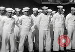 Image of sailors United States USA, 1953, second 31 stock footage video 65675061074