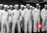 Image of sailors United States USA, 1953, second 32 stock footage video 65675061074