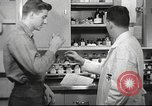 Image of navy personnel United States USA, 1953, second 53 stock footage video 65675061077
