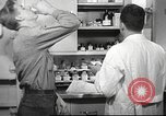 Image of navy personnel United States USA, 1953, second 55 stock footage video 65675061077