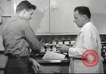 Image of navy personnel United States USA, 1953, second 57 stock footage video 65675061077
