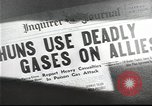 Image of Chemical Warfare Service and Major General William N Porter United States USA, 1944, second 9 stock footage video 65675061087
