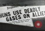 Image of Chemical Warfare Service and Major General William N Porter United States USA, 1944, second 11 stock footage video 65675061087