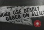 Image of Chemical Warfare Service and Major General William N Porter United States USA, 1944, second 12 stock footage video 65675061087