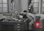 Image of Chemical Warfare Service and Major General William N Porter United States USA, 1944, second 57 stock footage video 65675061087