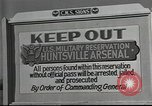 Image of chemical warfare arsenals United States USA, 1944, second 23 stock footage video 65675061088