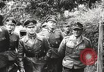 Image of German General Eugen Meidl European Theater, 1944, second 15 stock footage video 65675061102