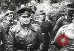 Image of German General Eugen Meidl European Theater, 1944, second 18 stock footage video 65675061102
