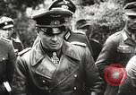 Image of German General Eugen Meidl European Theater, 1944, second 19 stock footage video 65675061102