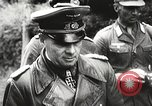 Image of German General Eugen Meidl European Theater, 1944, second 20 stock footage video 65675061102