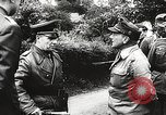 Image of German General Eugen Meidl European Theater, 1944, second 22 stock footage video 65675061102