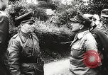 Image of German General Eugen Meidl European Theater, 1944, second 23 stock footage video 65675061102