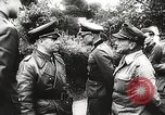 Image of German General Eugen Meidl European Theater, 1944, second 24 stock footage video 65675061102