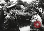 Image of German General Eugen Meidl European Theater, 1944, second 25 stock footage video 65675061102