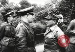 Image of German General Eugen Meidl European Theater, 1944, second 26 stock footage video 65675061102