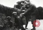 Image of German General Eugen Meidl European Theater, 1944, second 37 stock footage video 65675061102