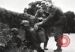Image of German General Eugen Meidl European Theater, 1944, second 38 stock footage video 65675061102