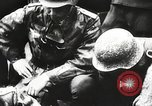 Image of German General Eugen Meidl European Theater, 1944, second 46 stock footage video 65675061102