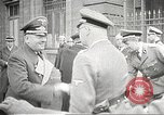 Image of German officials Paris France, 1942, second 25 stock footage video 65675061108