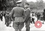Image of German officials Paris France, 1942, second 39 stock footage video 65675061108