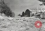 Image of damaged Le Bourget airfield Paris France, 1944, second 11 stock footage video 65675061109