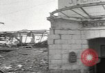 Image of damaged Le Bourget airfield Paris France, 1944, second 15 stock footage video 65675061109