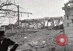 Image of damaged Le Bourget airfield Paris France, 1944, second 16 stock footage video 65675061109