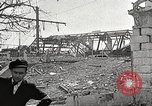 Image of damaged Le Bourget airfield Paris France, 1944, second 17 stock footage video 65675061109
