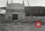 Image of damaged Le Bourget airfield Paris France, 1944, second 22 stock footage video 65675061109