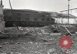 Image of damaged Le Bourget airfield Paris France, 1944, second 23 stock footage video 65675061109