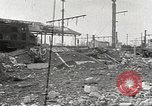 Image of damaged Le Bourget airfield Paris France, 1944, second 24 stock footage video 65675061109