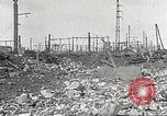 Image of damaged Le Bourget airfield Paris France, 1944, second 26 stock footage video 65675061109