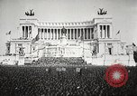 Image of Benito Mussolini Rome Italy, 1940, second 9 stock footage video 65675061114