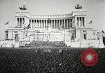 Image of Benito Mussolini Rome Italy, 1940, second 11 stock footage video 65675061114