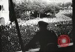 Image of Benito Mussolini Rome Italy, 1940, second 19 stock footage video 65675061114