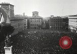Image of Benito Mussolini Rome Italy, 1940, second 50 stock footage video 65675061114