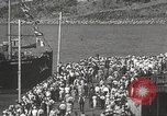 Image of freighter Charles L Wheeler Bonneville Oregon USA, 1938, second 12 stock footage video 65675061115