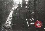 Image of freighter Charles L Wheeler Bonneville Oregon USA, 1938, second 22 stock footage video 65675061115