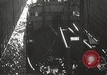 Image of freighter Charles L Wheeler Bonneville Oregon USA, 1938, second 24 stock footage video 65675061115