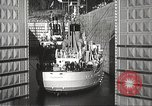 Image of freighter Charles L Wheeler Bonneville Oregon USA, 1938, second 34 stock footage video 65675061115