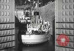 Image of freighter Charles L Wheeler Bonneville Oregon USA, 1938, second 35 stock footage video 65675061115