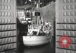 Image of freighter Charles L Wheeler Bonneville Oregon USA, 1938, second 36 stock footage video 65675061115