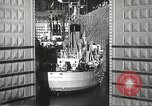 Image of freighter Charles L Wheeler Bonneville Oregon USA, 1938, second 37 stock footage video 65675061115