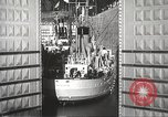 Image of freighter Charles L Wheeler Bonneville Oregon USA, 1938, second 38 stock footage video 65675061115